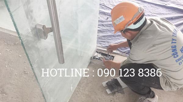 Sửa cửa kính tại Từ Liêm