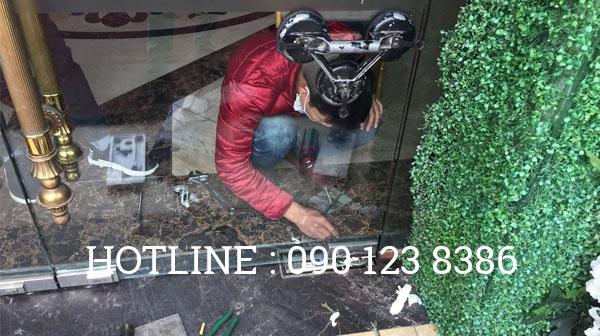 Sửa cửa kính tại Ba Đình