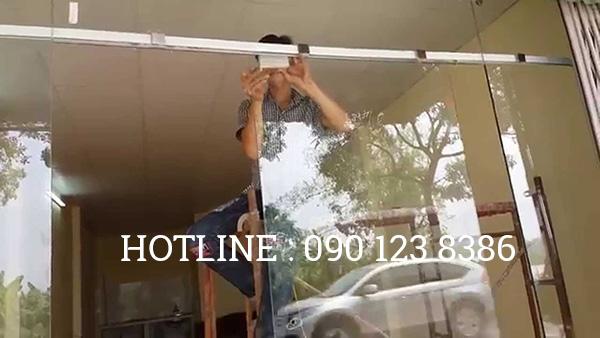 Sửa cửa kính tại Thanh Xuân