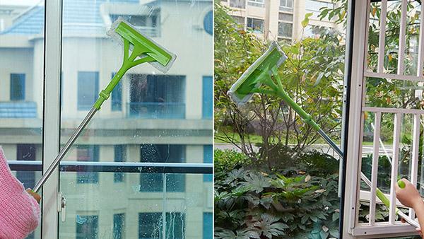 Nên chọn cây lau kính như thế nào để vệ sinh kính hiệu quả?