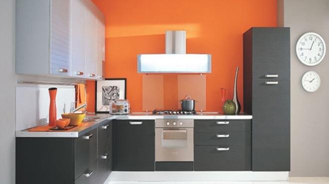 Đặc điểm của kính màu ốp bếp