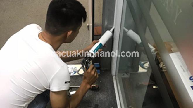 Sửa cửa kính tại Hà Đông