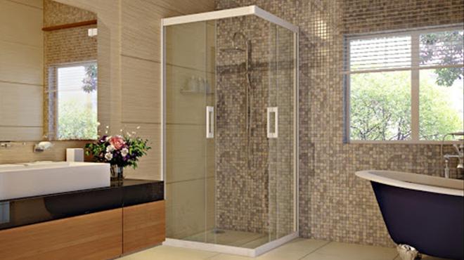 Những ưu điểm nổi bật của vách tắm kính